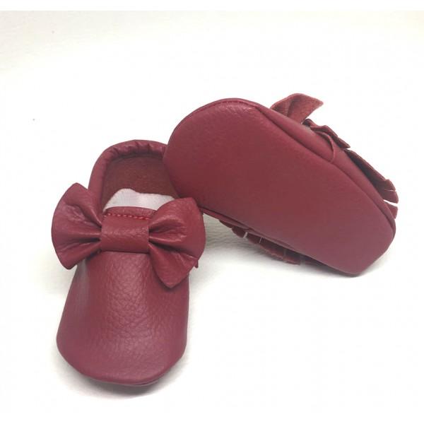 Kırmızı İlk Adım Ayakkabısı